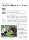 Sensibel kommunizieren mit Pferden