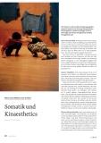 Somatik und Kinaesthetics