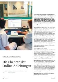 Die Chancen der Online-Anleitungen