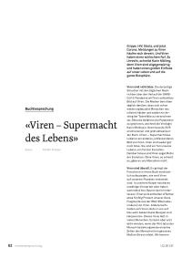Viren - Supermacht des Lebens