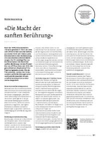 PDF - Die Macht der sanften Berührung