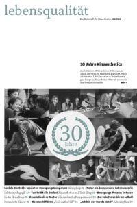 Zeitschrift Lebensqualität 2010 Nummer 3 Titelseite