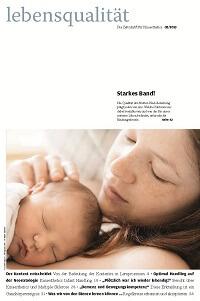 Zeitschrift Lebensqualität 2013 Nummer 2 Titelseite