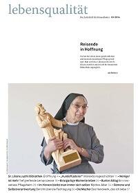 Zeitschrift Lebensqualität 2014 Nummer 3 Titelseite