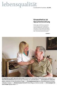 Zeitschrift Lebensqualität 2016 Nummer 2 Titelseite