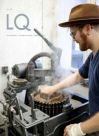 Zeitschrift Lebensqualität 2019 Nummer 1 Titelseite